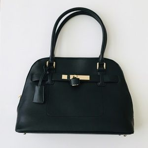 Handbags - Black Dome Purse